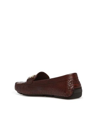 George Hogg Kadın Loafer Ayakkabı 7004713 Taba